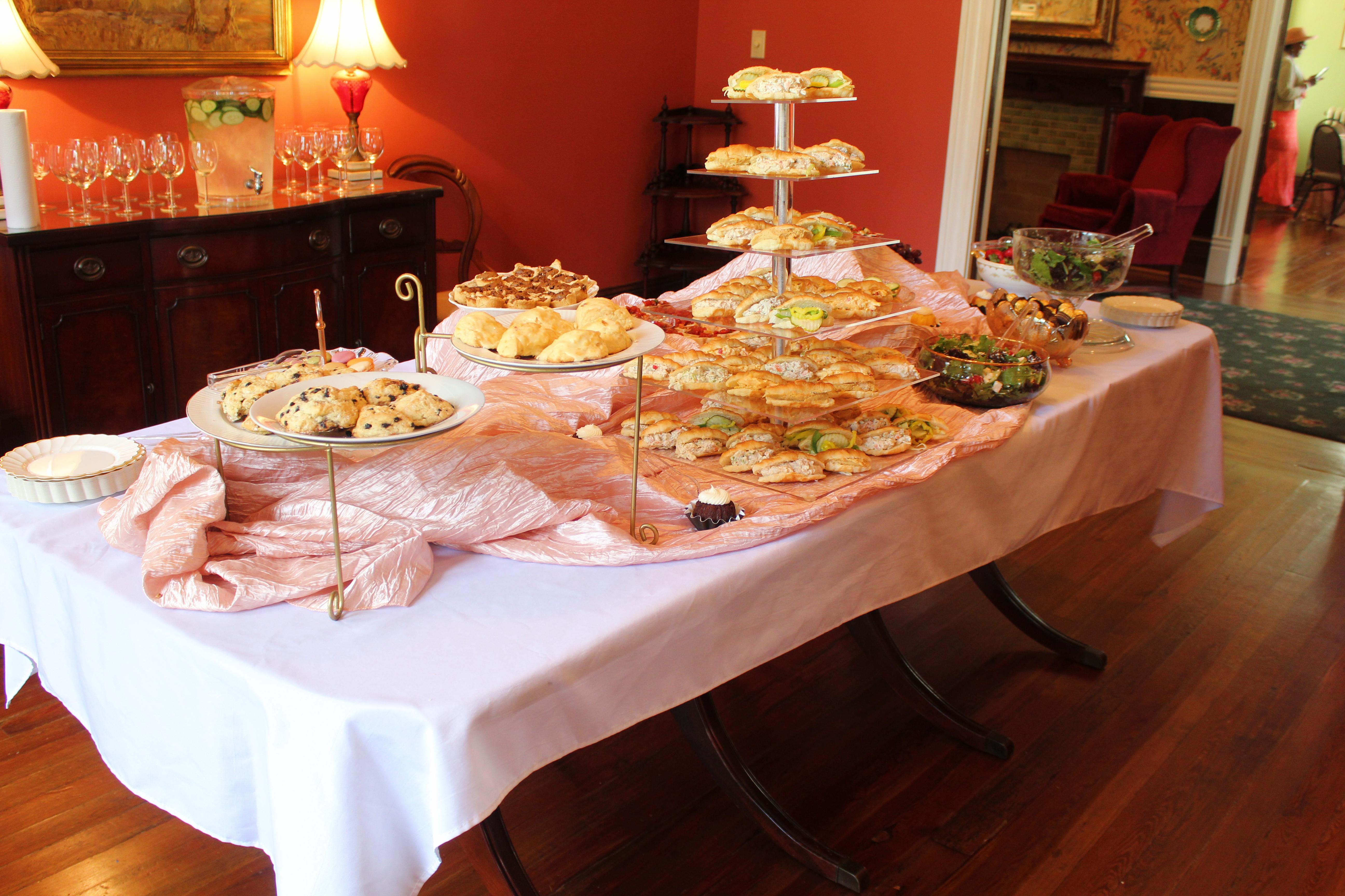 Tea Time Tea Party Socials